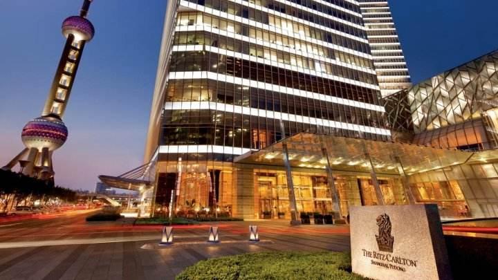 疫情后上海的酒店业逐月回暖