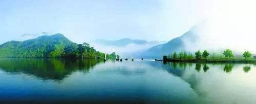 2020江西森林旅游节在赣州市大余县丫山景区开幕