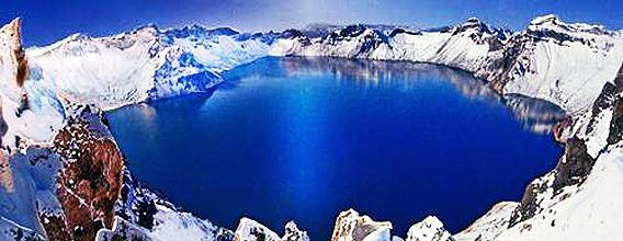 吉林省内各生态旅游景区受到游客追捧
