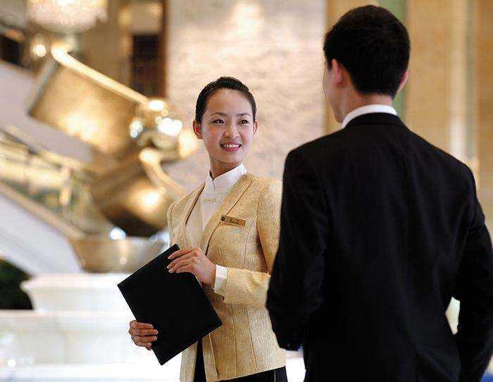 酒店前台五招化解客户投诉