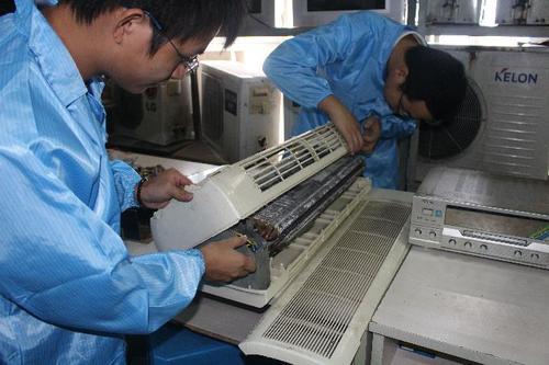 空调工岗位职责