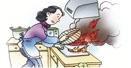 厨房安全操作制度