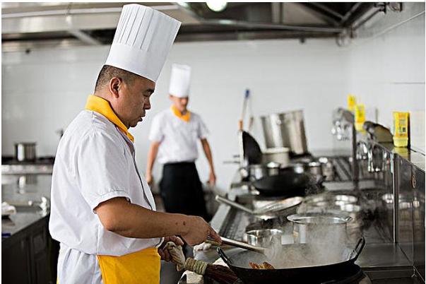 厨房食品安全制度