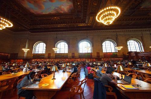 纽约图书馆酒店