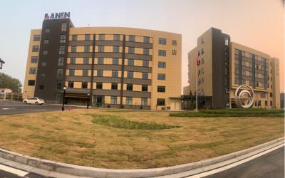 滁州市定远县西卅店镇蓝恩汽车试验场安装明软酒店管理系统