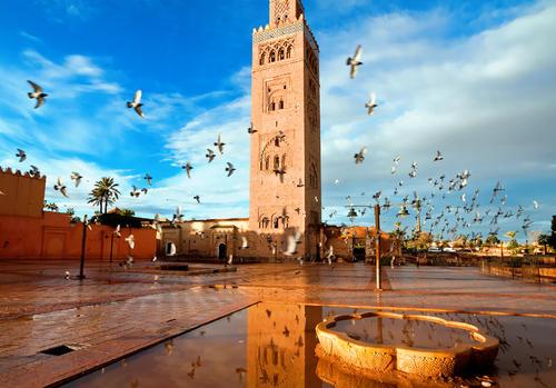 摩洛哥旅游